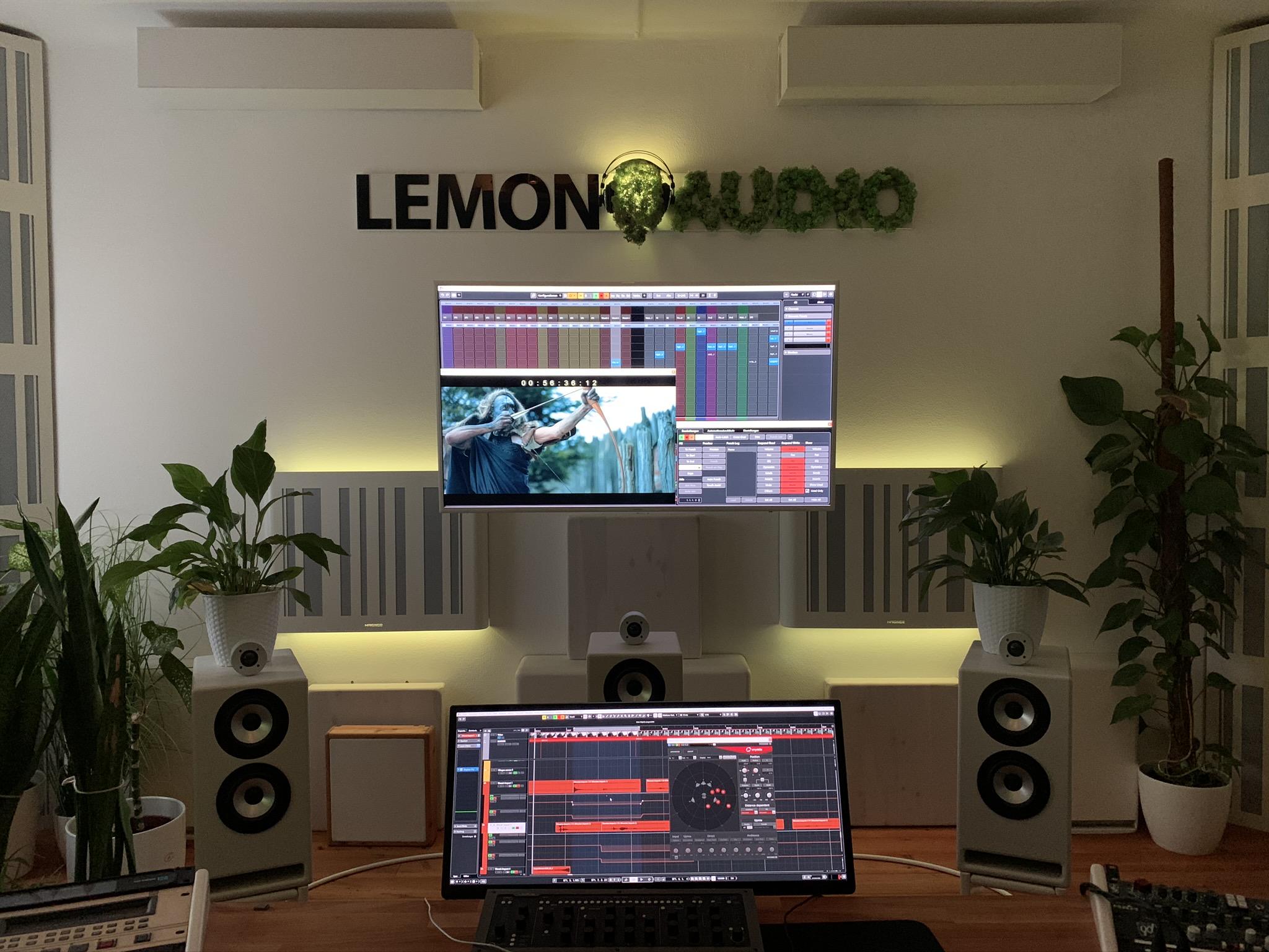 TOPO bei Lemon Audio